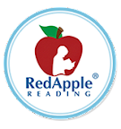 Red Apple Reading Icon