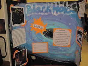 Photo: Akimel A-al School - 7th + 8th Grade Space Projects