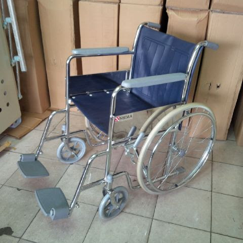 KURSI RODA SHIMA WHEEL CHAIR