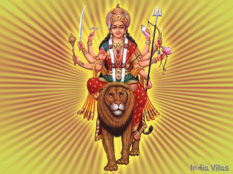 Goddess Durga Wallpaper Dyulv, Goddesses