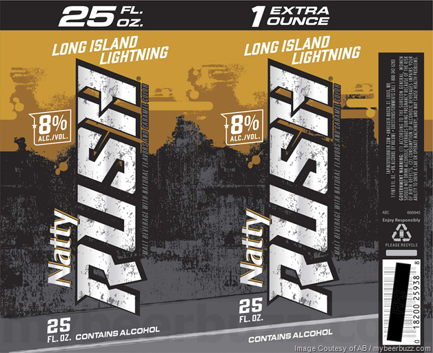 Natty Rush Long Island Lightning