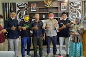 Inginkan Jadi Pembina Organisasi, JOIN Luwu Gelar Silaturahmi Dengan Kapolres AKBP Fajar Dani Susanto