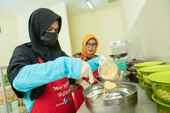 Semester I 2020, Pupuk Indonesia Grup Salurkan Rp34,4 Miliar ke UMKM dan Bina Lingkungan