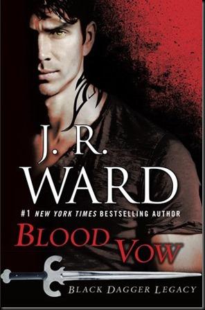 Blood Vow  (Black Dagger Legacy #2)