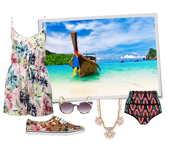 Summer Travel Essentials for Women