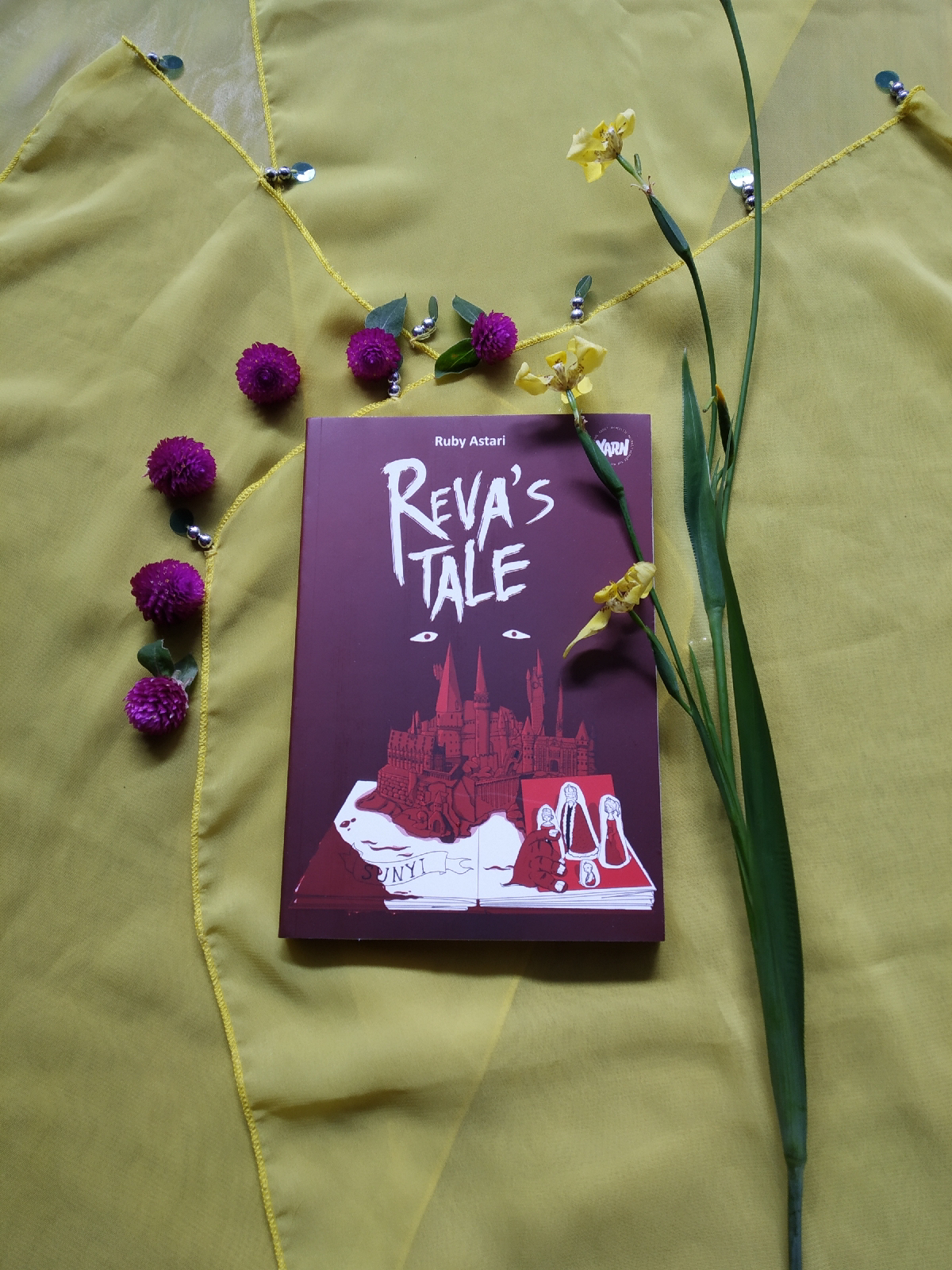 Review Novel Reva's Tale