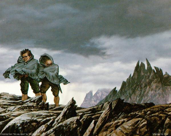 Cliffz, Fantasy Scenes 3