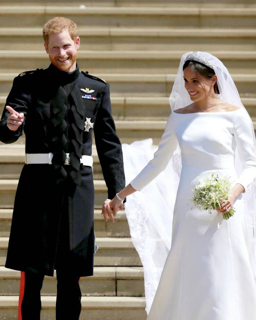 Many thoughts on the Wedding Of The Century: Meghan Markle and Prince Harry