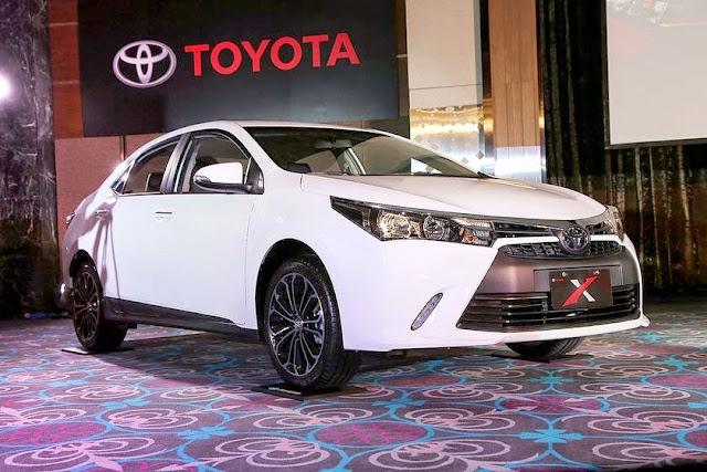 2014 FAW Toyota Corolla - China Car Forums