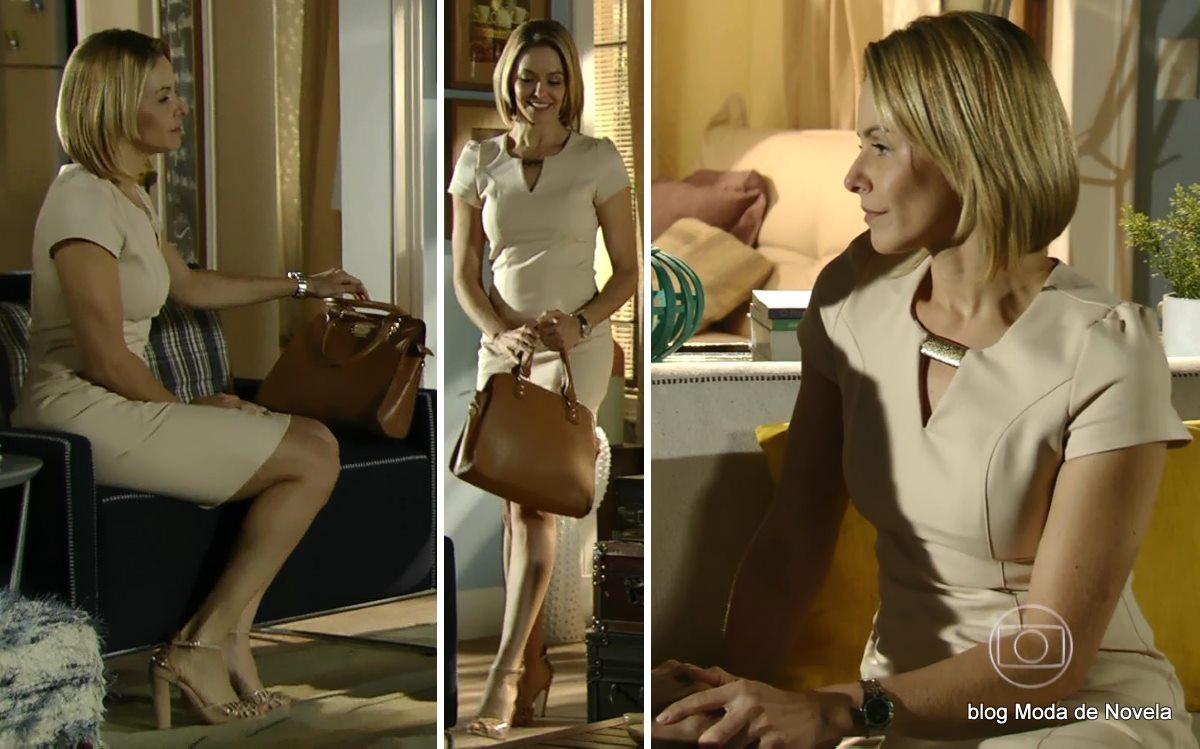 moda da novela Em Família - look da Silvia dia 11 de junho