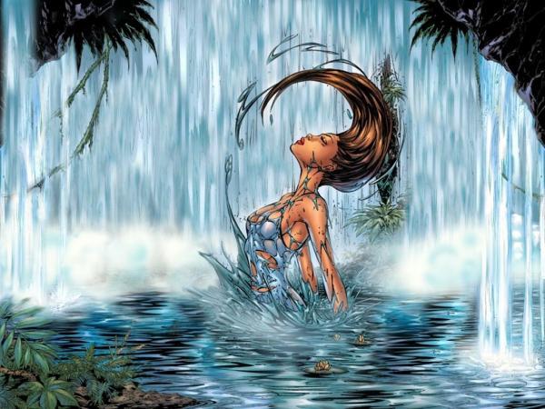 Splash In The Waterfall, Fairies 2