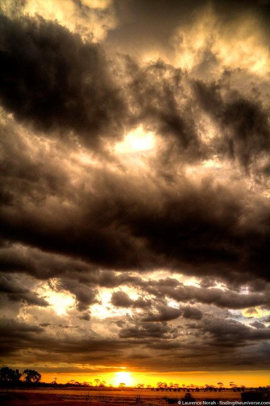 Sunset western Australia - scaled