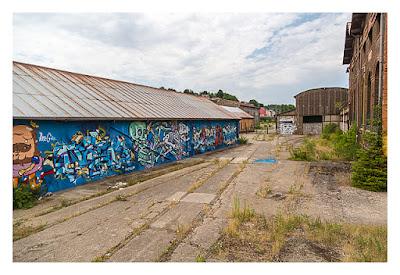Red Lion meets Signal - Graffiti