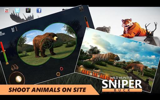 Wild Hunter Sniper Buck  screenshots 5