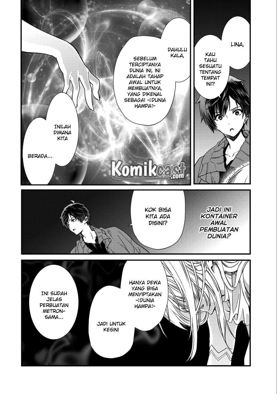 Class ga Isekai Shoukan sareta Naka Ore dake Nokotta n desu ga Chapter 16