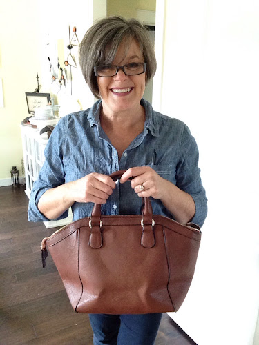 A new purse, charming Charlie's, fashion Friday's
