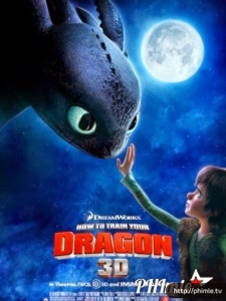 Phim Bí Kíp Luyện Rồng - How To Train Your Dragon - VietSub