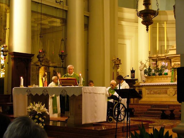 don Gino Perin, Duomo di San Donà 25 agosto 2013