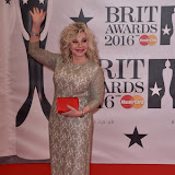 OIC - ENTSIMAGES.COM - Stella Parton at the  The BRIT Awards 2016 (BRITs) in London 24th February 2016.  Raymond Weil's  Official Watch and  Timing Partner for the BRIT Awards. Photo Mobis Photos/OIC 0203 174 1069