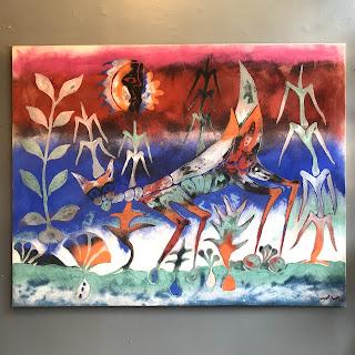 Miguel Angel Toledo L. Painting