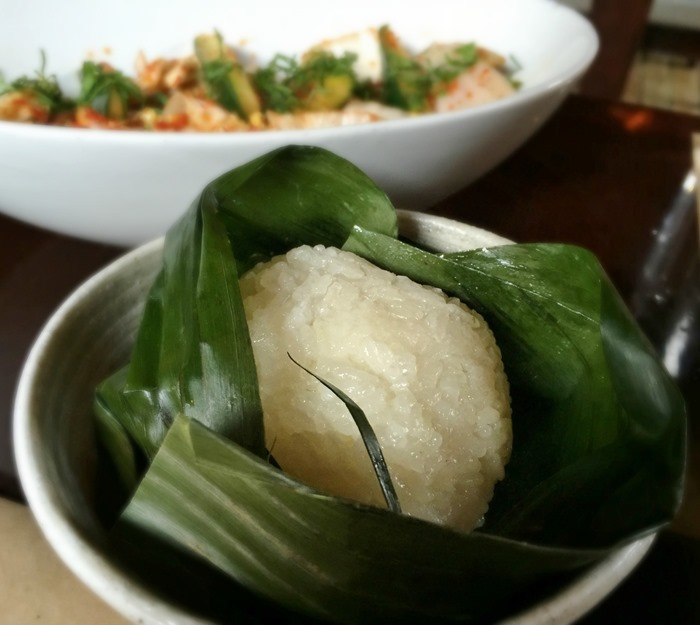 Coconut Sticky Rice - Spice Market New York
