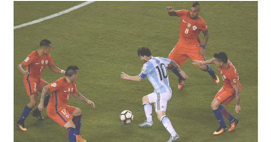 Copa America final: Download Chile 0-0 Agentina (4-2 in penalty)