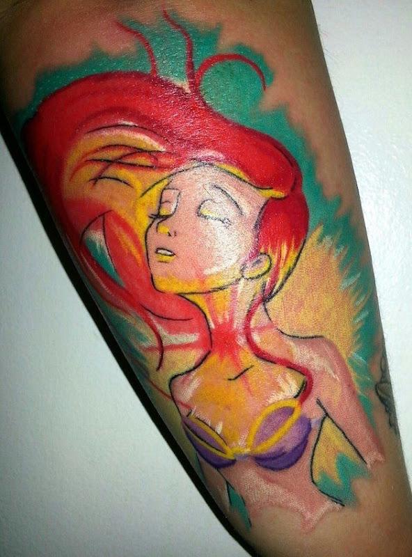isso_de_cor-lpis_de_inspiraço_tatuagem_de_ariel