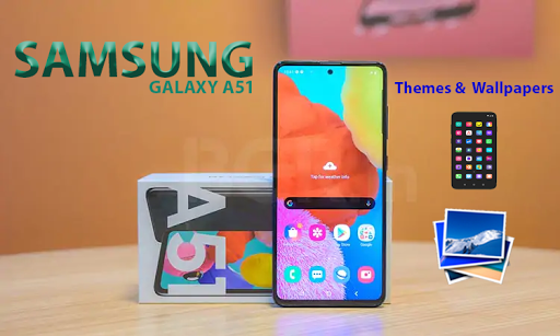 Samsung Galaxy A51 Themes Ringtone Launcher 2020 Download Apk Free For Android Apktume Com