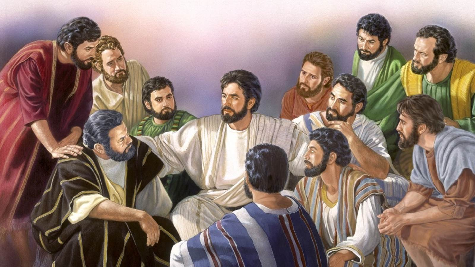 Lời Chúa: Mc 3, 13-19