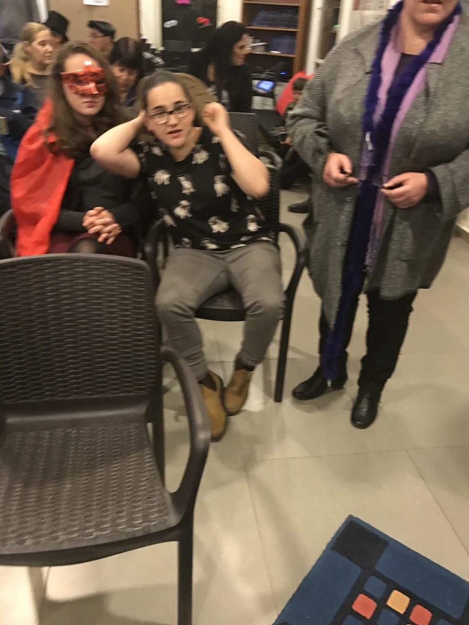 Purim at the Minyan 2017  - IMG_0087.JPG