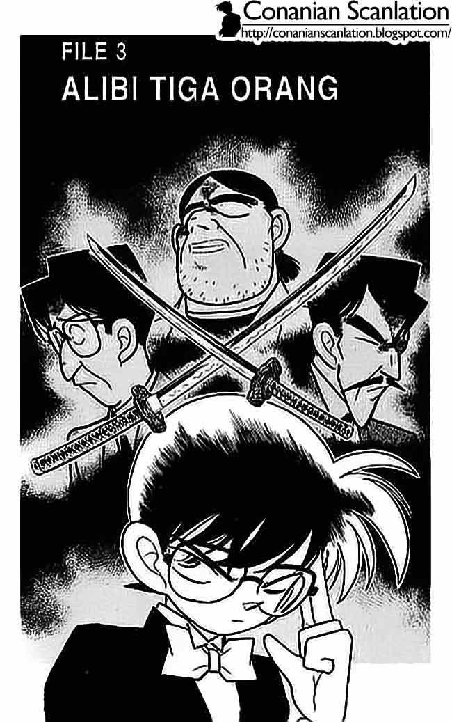 1 Detective Conan   053 Alibi Tiga Orang