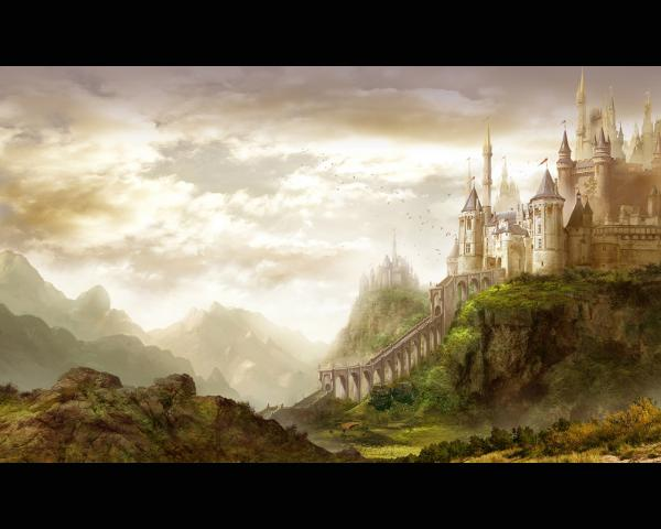 Lands Of Fantasy, Magical Landscapes 6