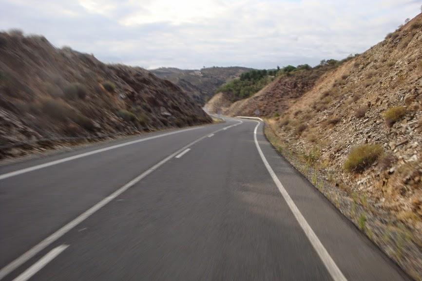 De Alcobaça ao ALLgarve são 590 Kms... DSC07526