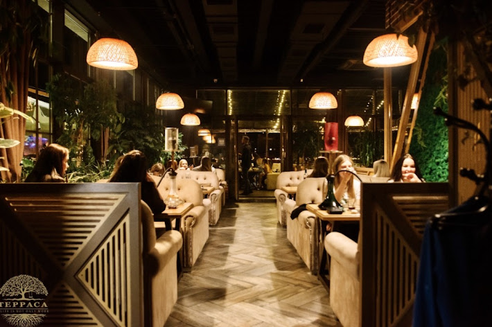 Фото №6 зала Кафе «ТЕРРАСА»