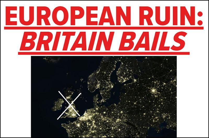 Britain bails