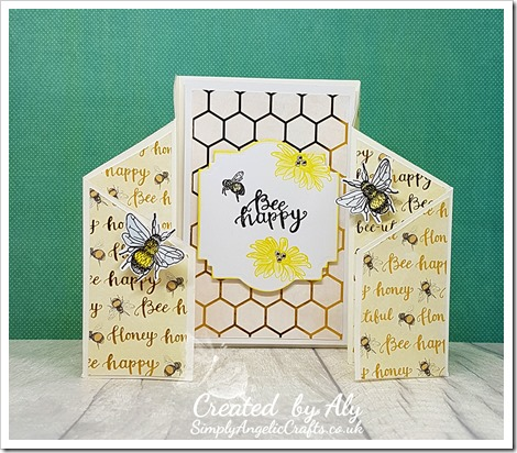 using stamps from issue 185 August Cardmaking and Papercraft