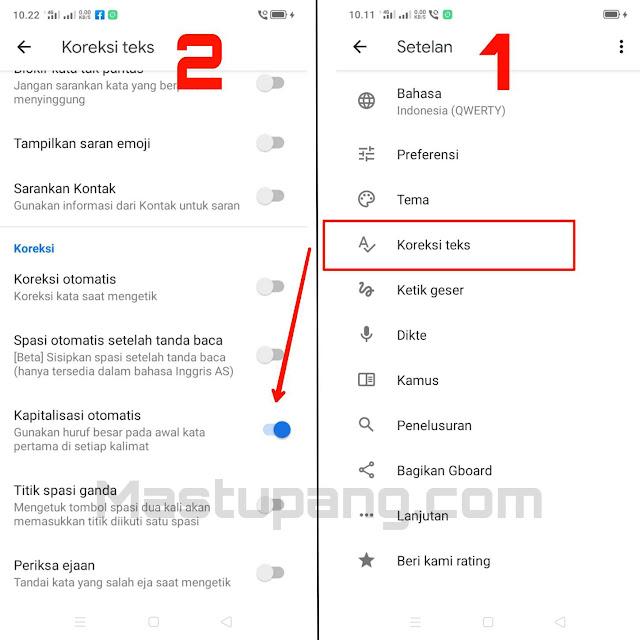 Cara Ubah Tampilan Keyboard OPPO A12