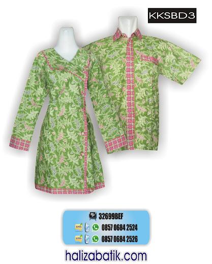 KKSBD3 Baju Seragam, Sarimbit Batik, Model Sarimbit, KKSBD3