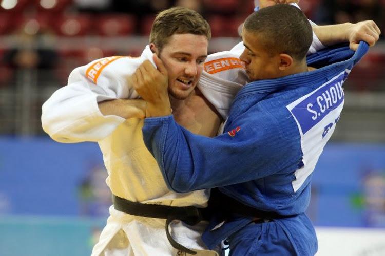 Sami Chouchi décroche une médaille au Grand Prix de Tel Aviv