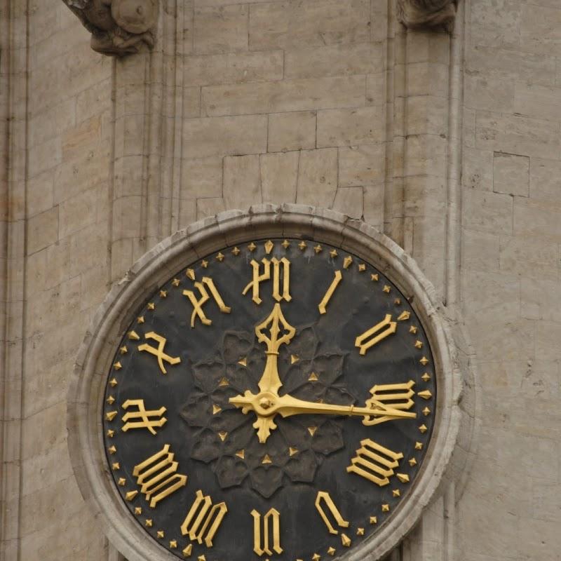 Brussels_118 Hotel de Ville Clock.jpg