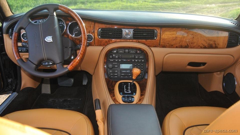 1999 Jaguar XJR Sedan