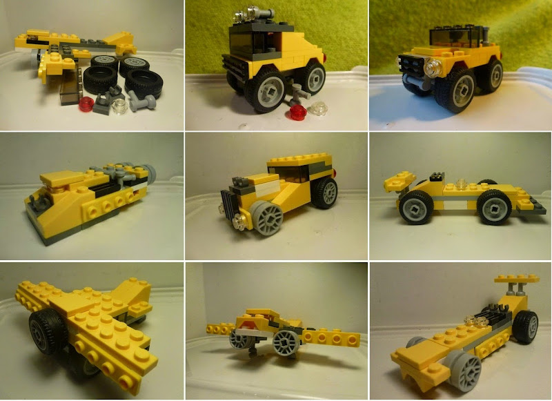Lego Creator 30283 Xe địa hình Off-Road Vehicle quá tuyệt vời