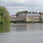Grand Canal et château de Rambouillet
