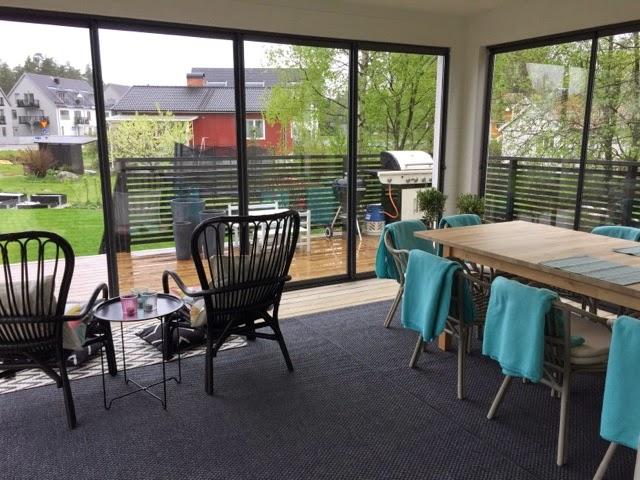 Stolar Uterum : Vårt nya residence