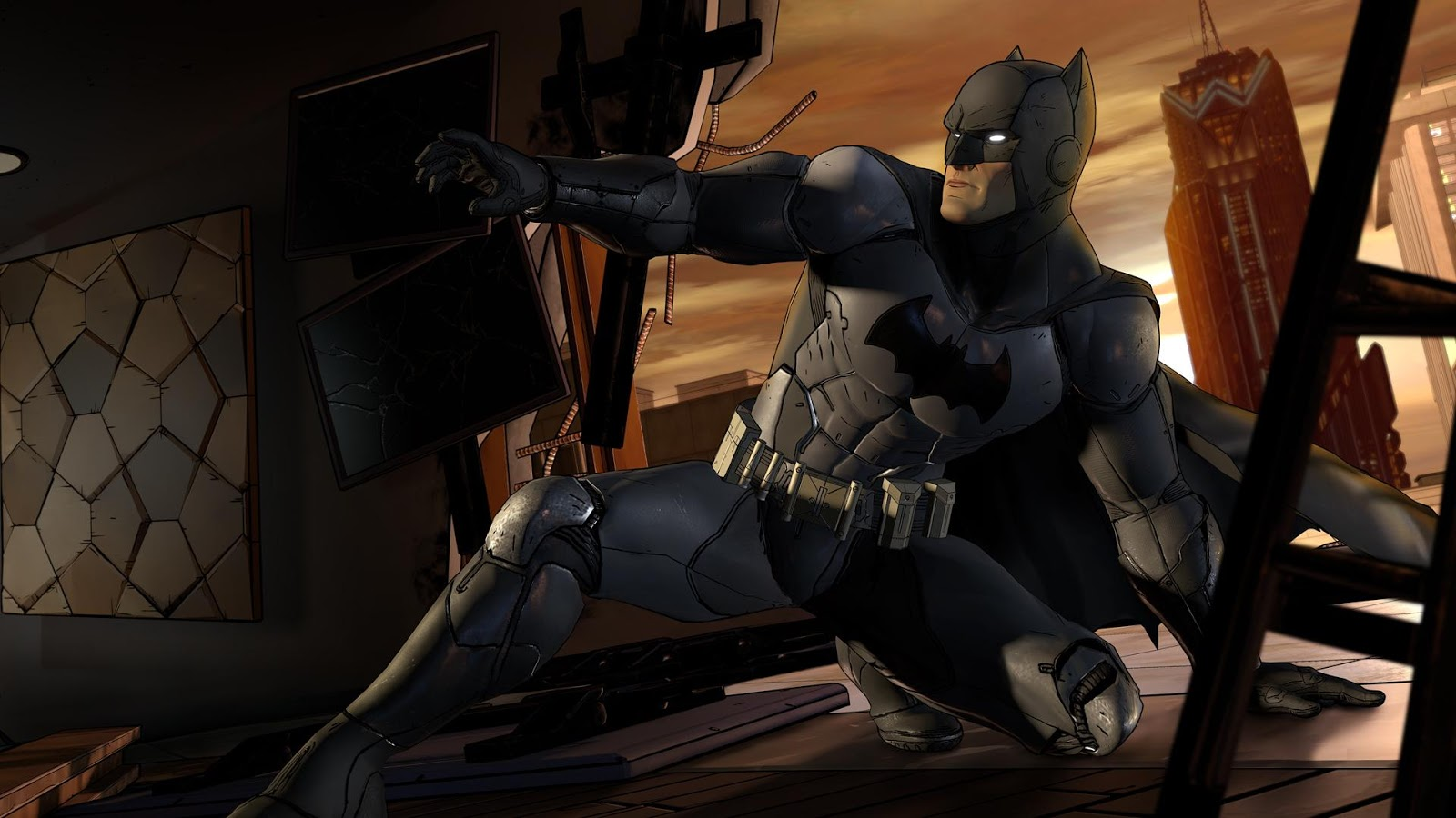 Batman - The Telltale Series- screenshot