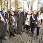 Cérémonie du 11 novembre 2013, Bruxelles