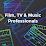Film, TV, Music & Photography Professionals's profile photo