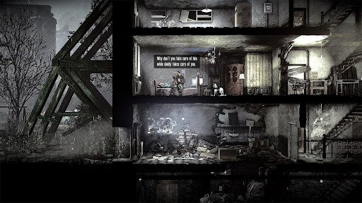 This War of Mine: Stories - Father's Promise 1.5.5 screenshots 1