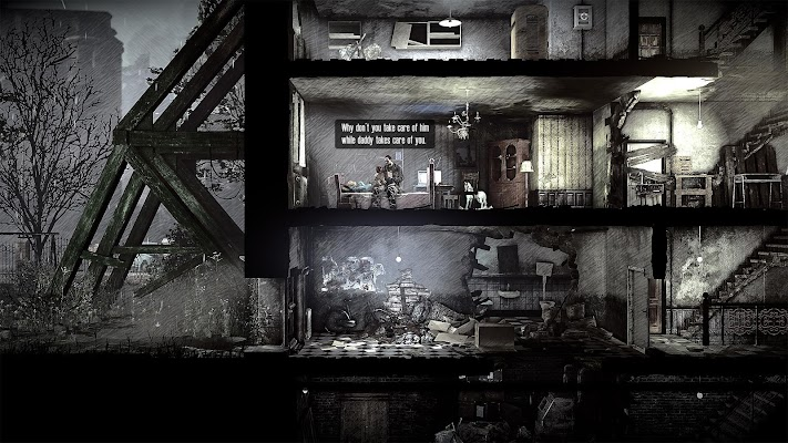 This War of Mine: Stories Screenshot Image