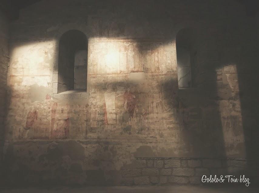 Capilla de San Martín en el palacio de los Sada